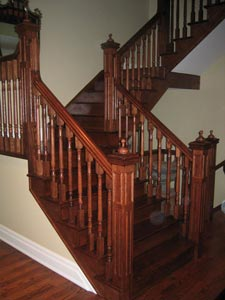 Our Different Stairs Include Straight, Circular, Winder, Block, Open Riser  And Custom.